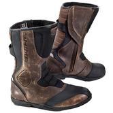 Shima Strada Vintage Men's Motorcycle Boots 41 Brown (UK 7)