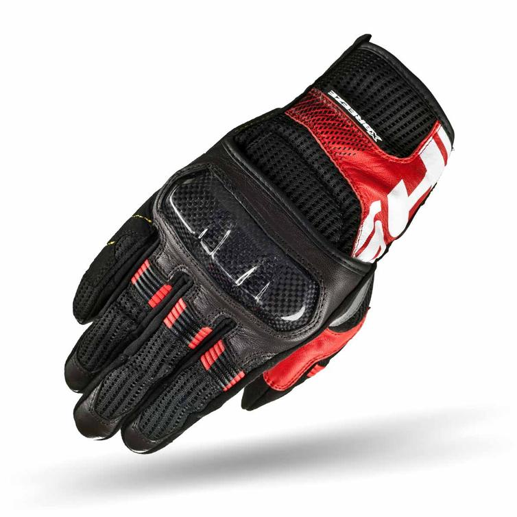 SHIMA X-BREEZE Motorcycle Gloves XXL Red