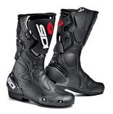 Sidi Fusion Ladies Motorcycle Boots 37 Black (UK 4)