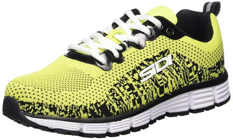 Sidi Gossip Shoes 38 Yellow Black (UK 5)