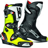 Sidi Mag 1 Motorcycle Boots 41 Yellow Fluo Black
