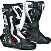 Sidi ST Air Motorcycle Boots 38 Black White (UK 5)