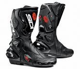 Sidi Vertigo Motorcycle Boots 37 Black (UK 4)