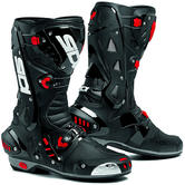 Sidi Vortice Motorcycle Boots 39 Black