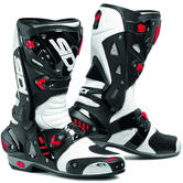 Sidi Vortice Motorcycle Boots 40 White Black