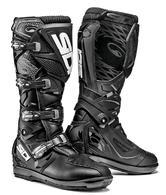 Sidi X-3 SRS Motocross Boots 42 Black (UK 8)
