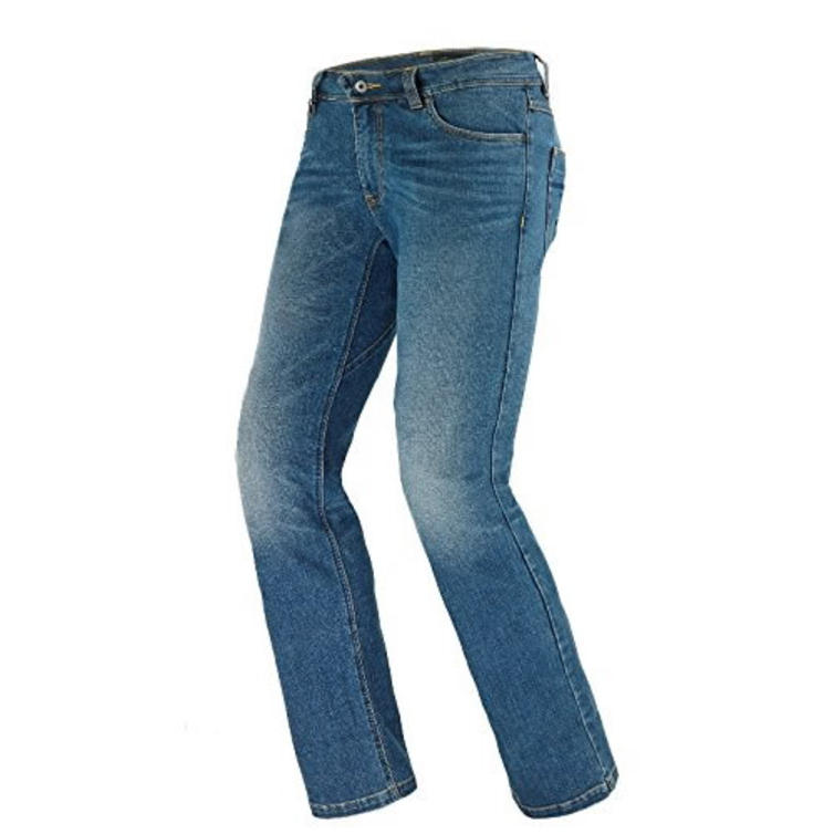 Spidi Ladies J-Flex Motorcycle Jeans 40 Blue