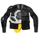 Spidi Airtech Textile Motorcycle Jacket L Black