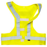 Spidi Z160 Certified Motorcycle Hi-Viz Vest L Fluo Yellow