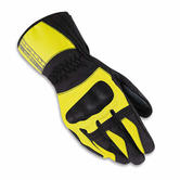 Spidi Voyager Motorcycle Gloves L Fluo Yellow