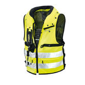 Spidi Neck DPS Tex Airbag Vest XL Fluo Yellow