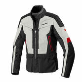 Spidi Voyager 4 H2OUT Motorcycle Jacket M Black Grey
