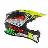 Suomy Alpha Motocross Helmet S Multicoloured