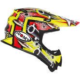 Suomy Helmet Mr Jump Bullet Motocross Helmet 2XL Red Yellow