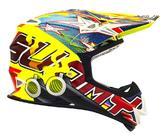 Suomy Mr Jump Shots Motocross Helmet S Yellow