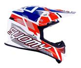 Suomy Mr Jump Special Motocross Helmet 2XL White Red Blue