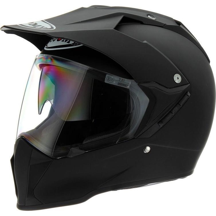 Suomy MX Tourer Dual Sport Helmet XL Black