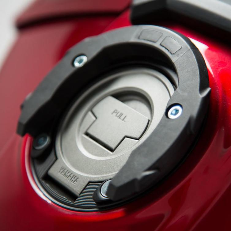 SW Motech EVO Motorcycle Tank Ring Yamaha MT-09 Tracer 2014-2018