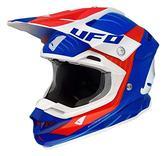 UFO Interceptor Oblivion Motocross Helmet L Blue White Red