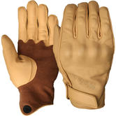 Weise Victory Motorcycle Gloves XS Tan