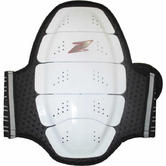 Zandona X5 Shield Evo Back Protector M White