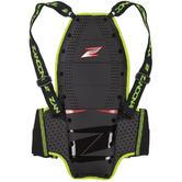 Zandona Spine EVC X8 Back Protector XS Black Hi-Vis