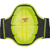 Zandona X5 Shield Evo Back Protector S Neon Yellow