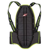 Zandona X6 Shield Evo Back Protector XL Hi-Vis Black