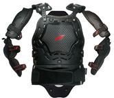 Zandona Spartakus Armoured Motocross Vest XL Black