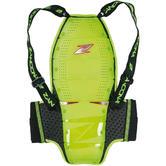 Zandona Spine EVC X8 Back Protector L Neon Yellow