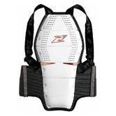 Zandona Spine EVC X6 Back Protector M White