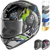 Shark Ridill Drift-R Motorcycle Helmet & Visor