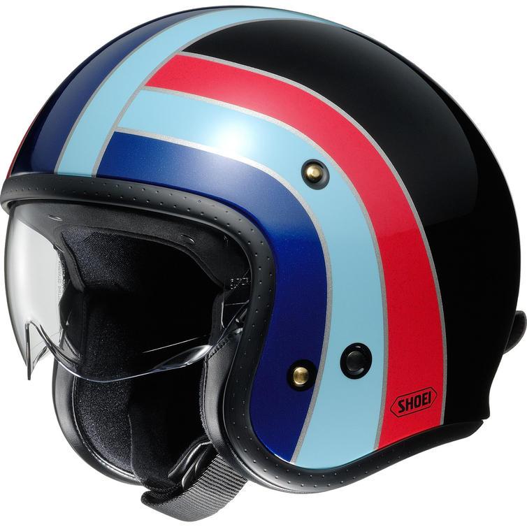Shoei J.O Nostalgia Open Face Motorcycle Helmet