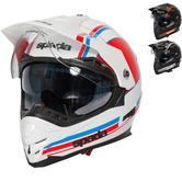 Spada Intrepid Delta Dual Sport Helmet