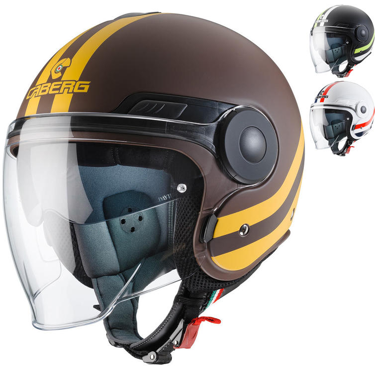 Caberg Uptown Chrono Open Face Motorcycle Helmet