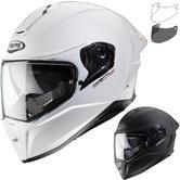 Caberg Drift Evo Plain Motorcycle Helmet & Visor