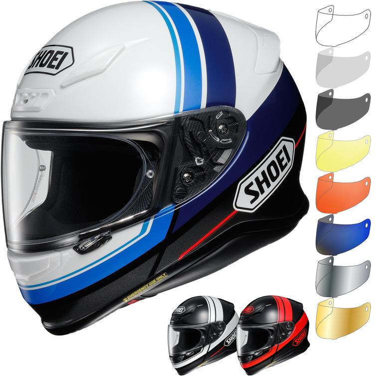 Shoei NXR Philosopher Motorcycle Helmet & Visor
