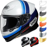 Shoei NXR Philosopher Motorcycle Helmet & Visor