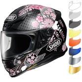 Shoei NXR Harmonic Motorcycle Helmet & Visor