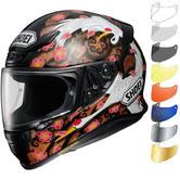 Shoei NXR Transcend Motorcycle Helmet & Visor