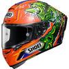 Shoei X-Spirit 3 Power Rush Motorcycle Helmet Thumbnail 2