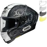Shoei X-Spirit 3 Kagayama Motorcycle Helmet & Visor