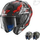 Shark Evo-One 2 Skuld Flip Front Motorcycle Helmet & Visor