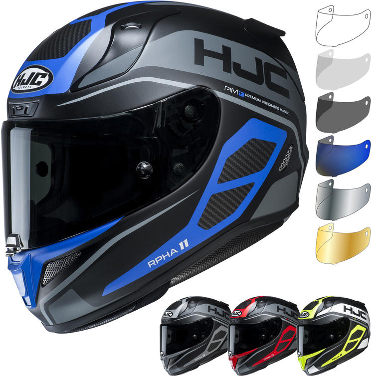 Hjc Rpha 11 >> Hjc Rpha 11 Saravo Motorcycle Helmet Visor