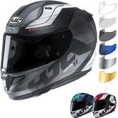 HJC RPHA 11 Naxos Motorcycle Helmet & Visor
