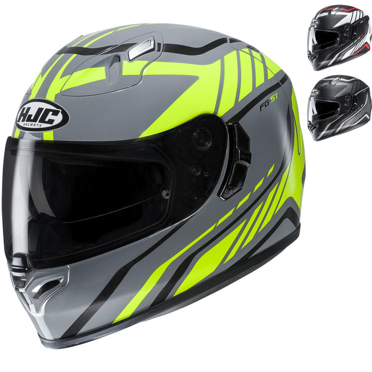 HJC FG-ST Gridan Motorcycle Helmet