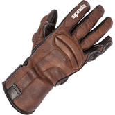 Spada Sanz CE Ladies Leather Motorcycle Gloves