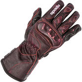 Spada Swain Manx CE Ladies Leather Motorcycle Gloves