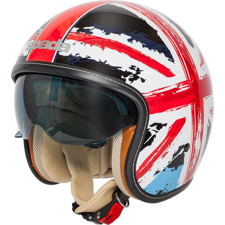 Spada Raze Royalty Open Face Motorcycle Helmet
