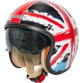 Spada Raze Royalty Open Face Motorcycle Helmet